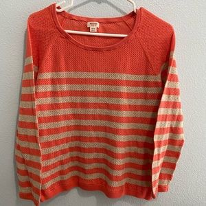 Mossimo light weight spring/summer cotton sweater
